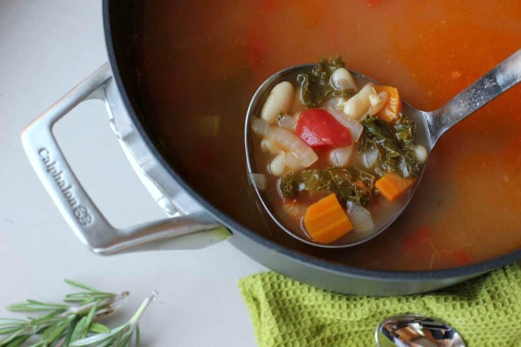 tuscan white bean soup