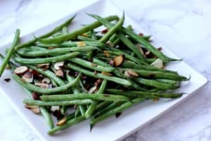 10 Minute Green Beans