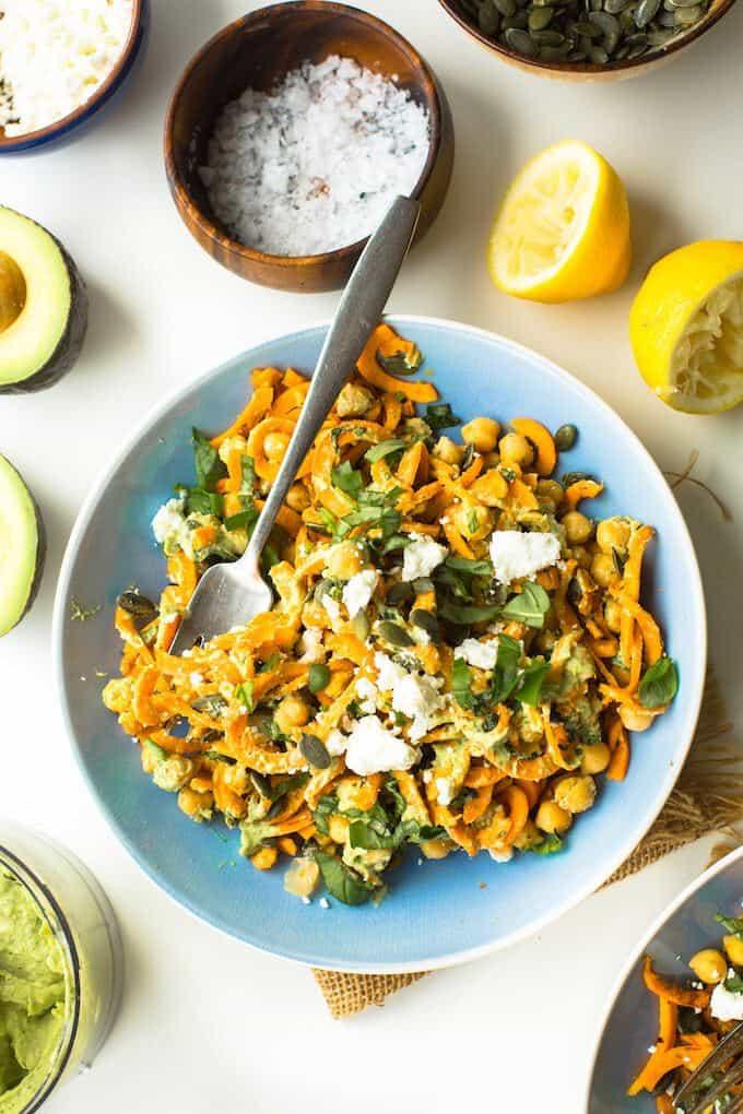 Mediterranean-Sweet-Potato-Noodles