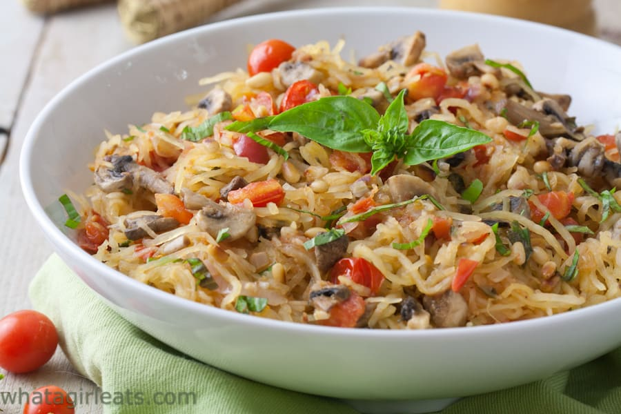 Spaghetti-Squash-Paleo