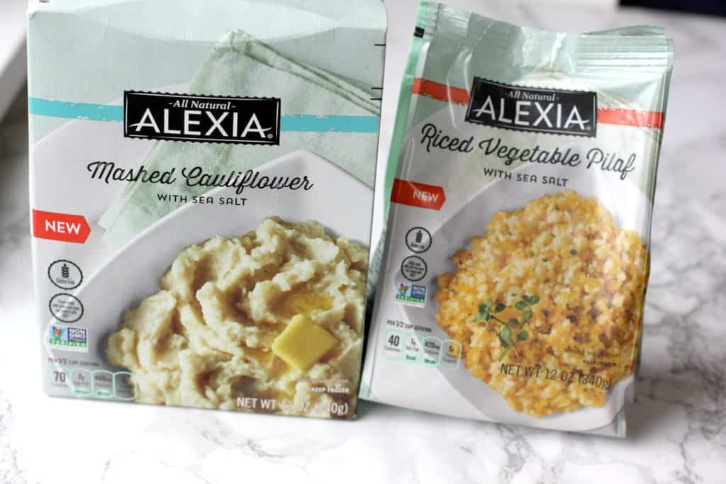 alexia side dishes