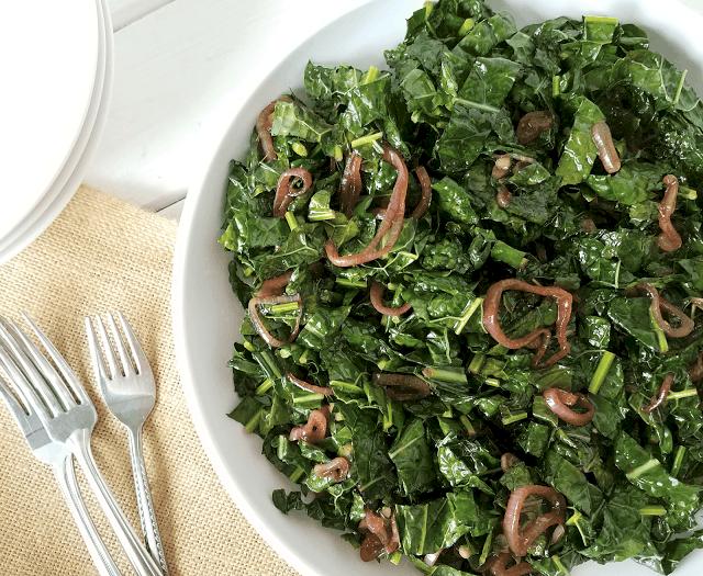 paleo vegan kale
