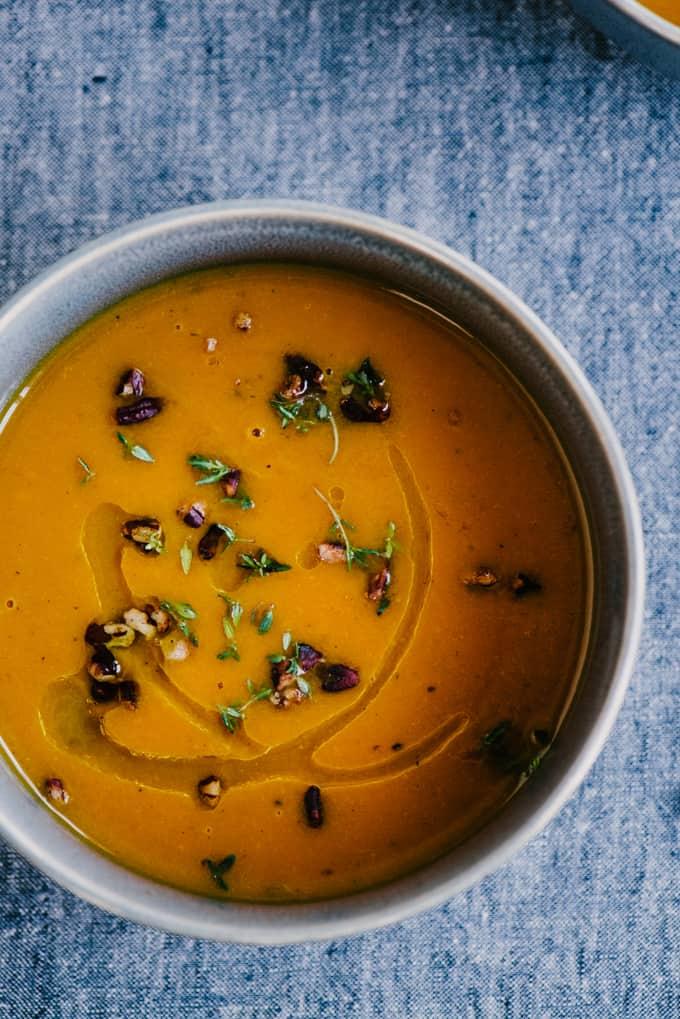 paleo vegan soup