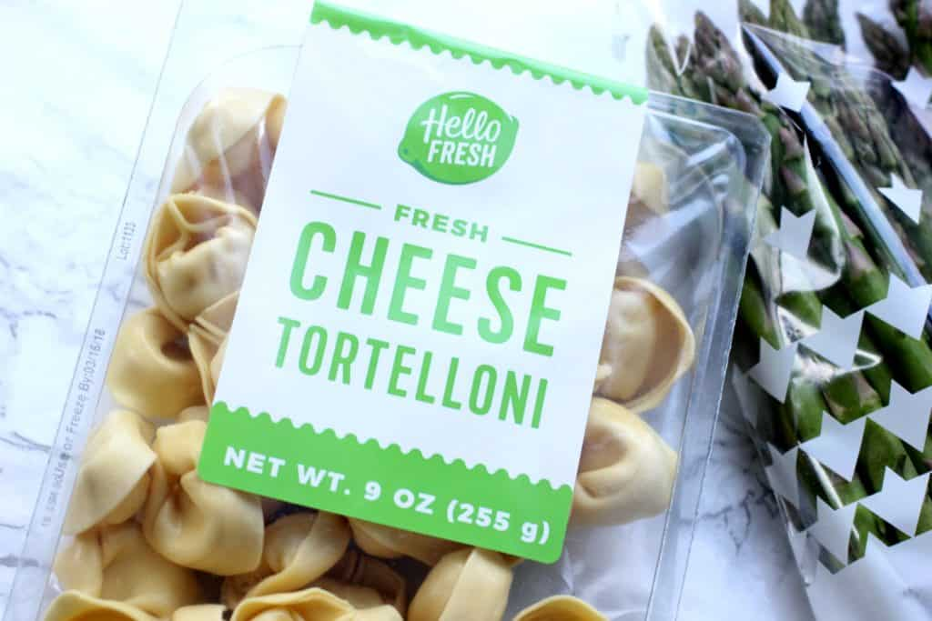 HelloFresh ingredients