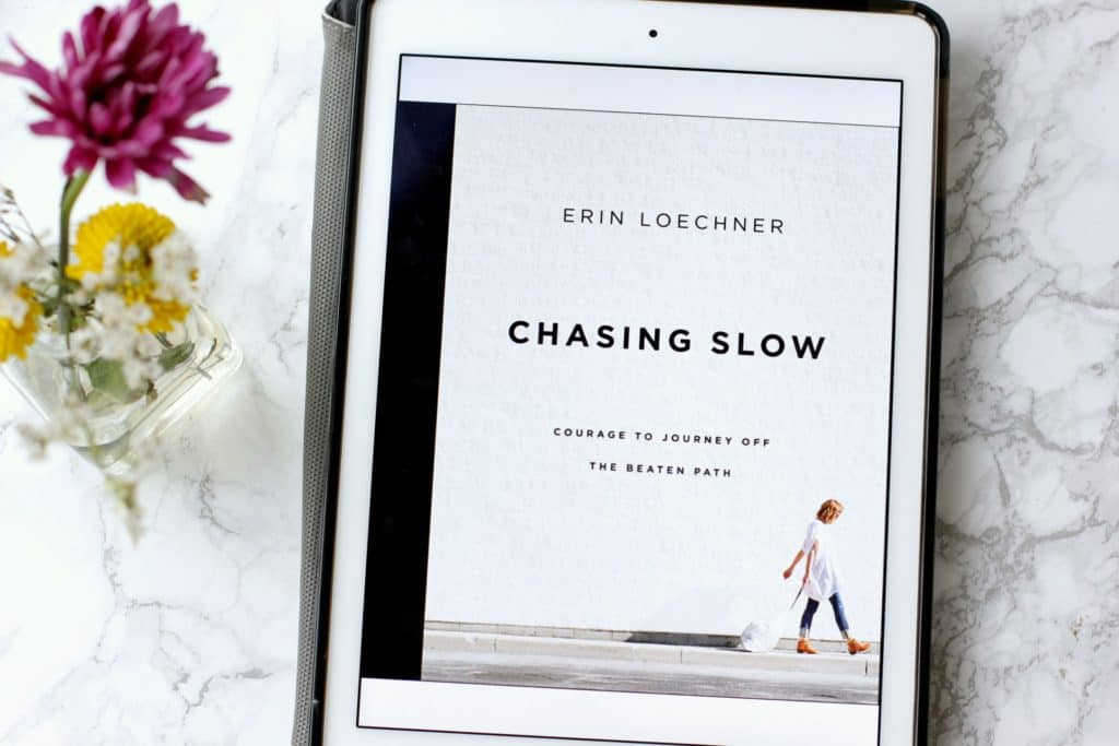 Chasing Slow Book