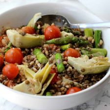 chef'd vegetarian meal kit