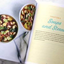 The Truly Healthy Vegetarian Cookbook