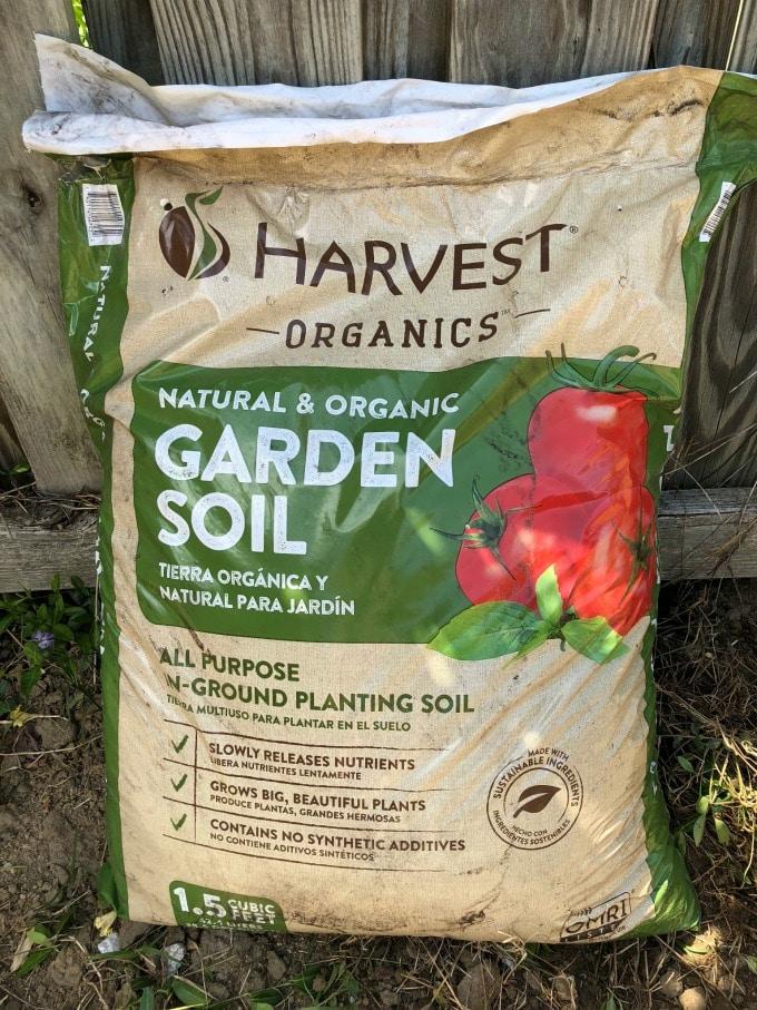 Harvest Organics Soil