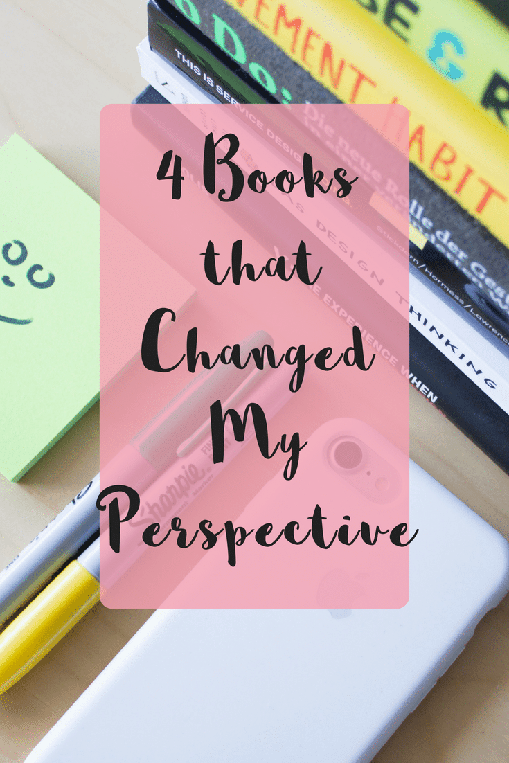 Looking for a book to inspire you and change your perspective? Try one of these!