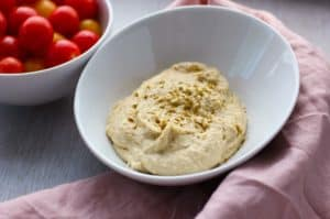 Easy Oil-Free Hummus