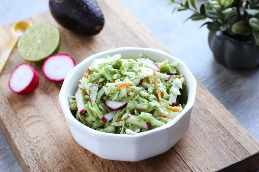 avocado slaw