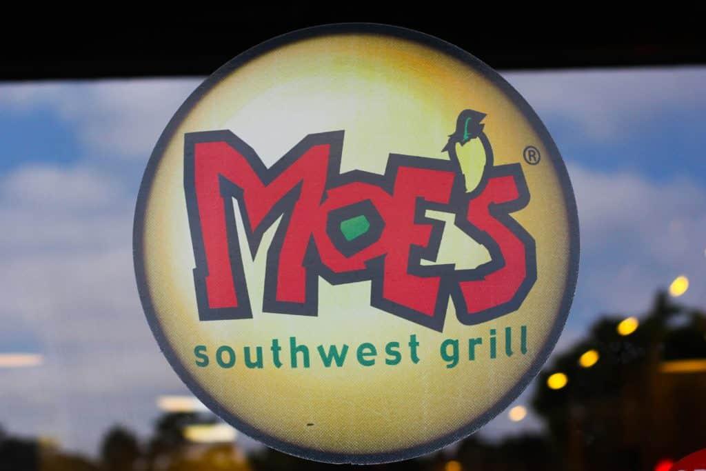 Moe's Sign