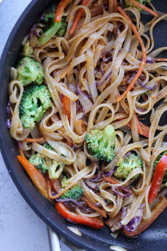 bangkok curry noodles