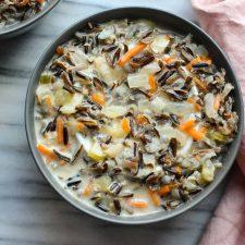 Minnesota Wild Rice Soup