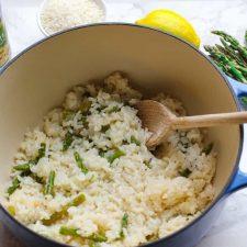 easy risotto