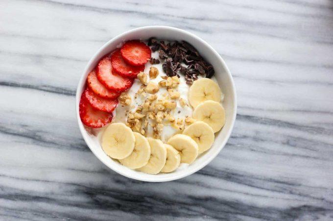 Fage yogurt bowl