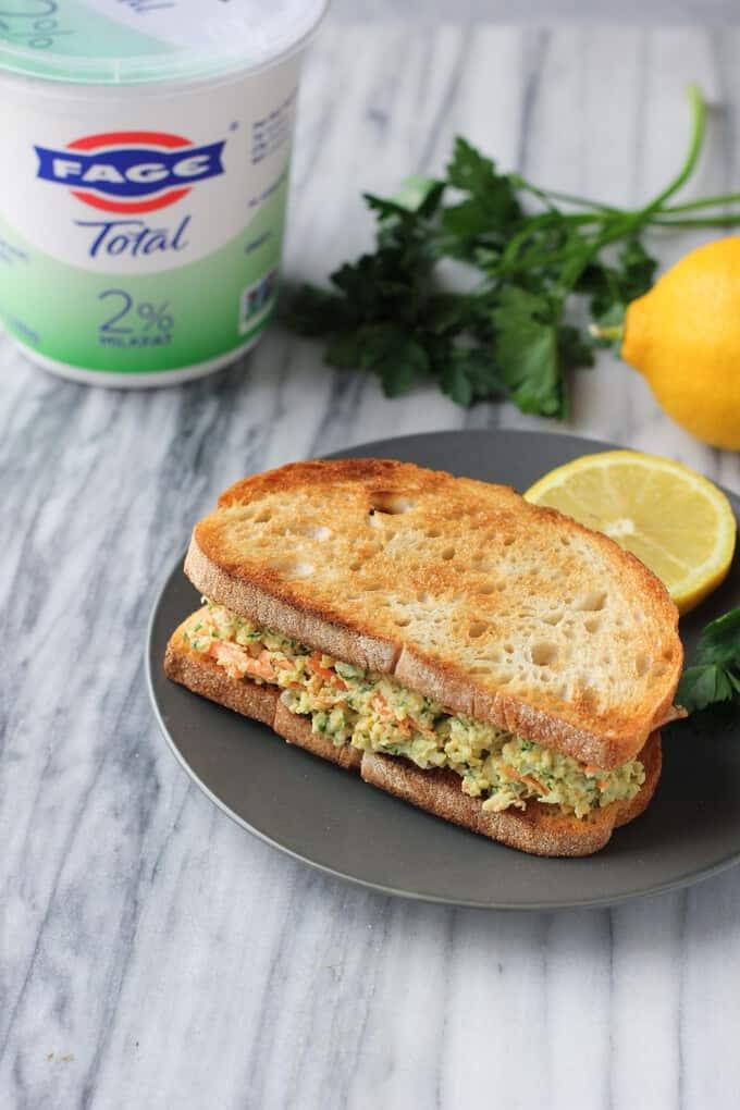 Fage Sandwich