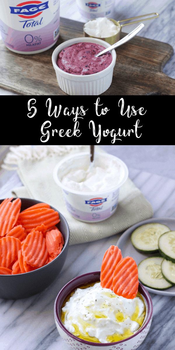 There are so many things to do with Greek yogurt. From pizza crust to salad dressing, you'll be amazed at the types of recipes that use Greek yogurt!