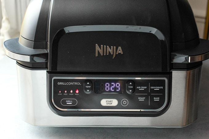 ninja foodi grill