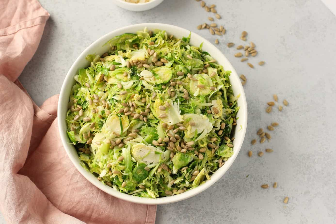 Shredded Brussels Sprout Recipes