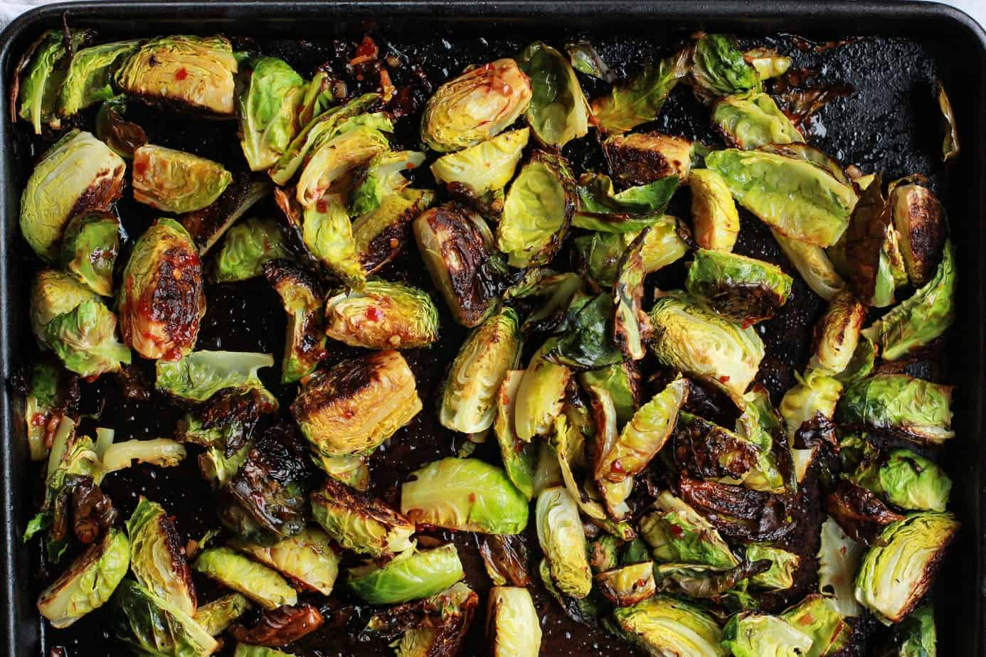 brussles sprouts roasted