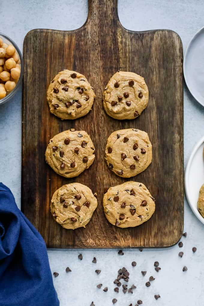 chickpea cookie