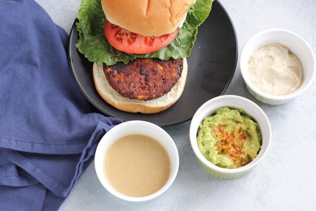 morningstar burger