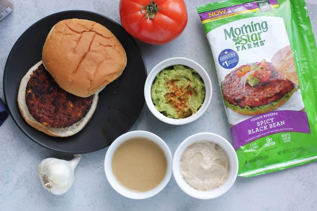 morningstar farms burger