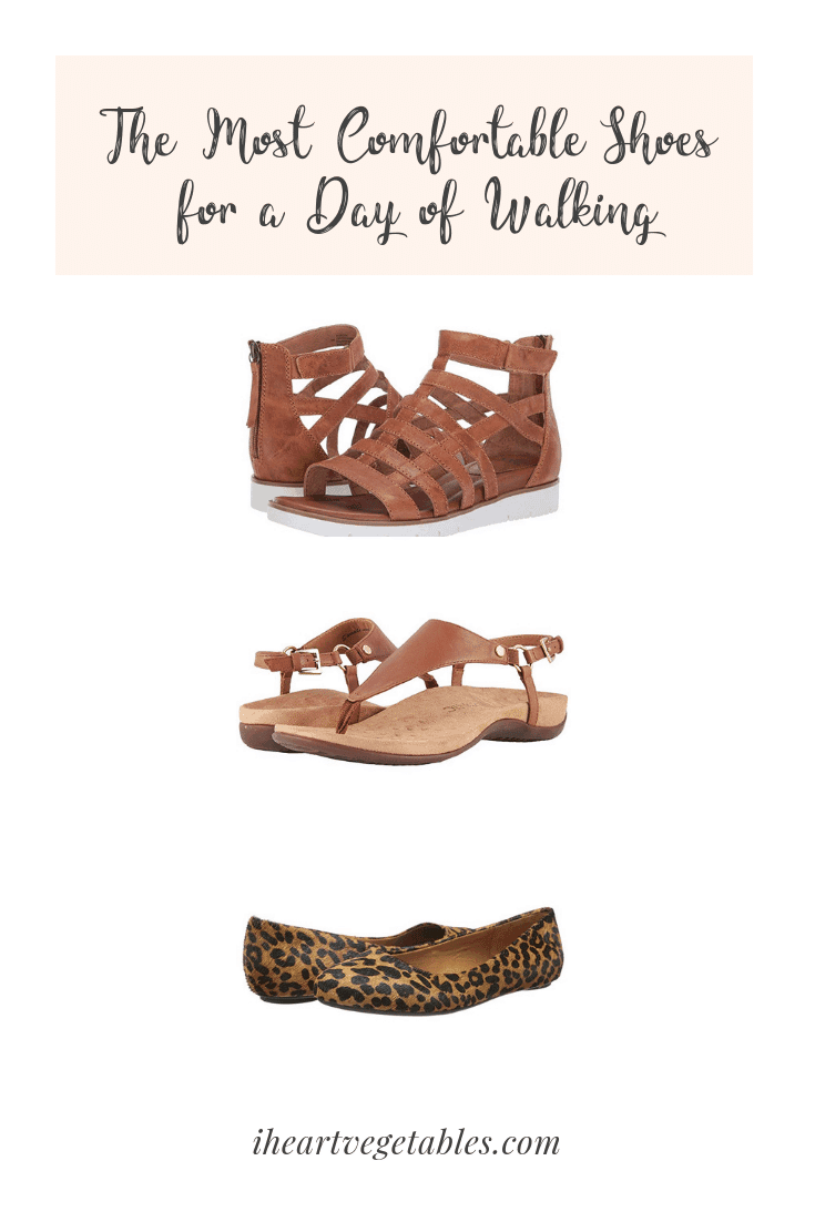 Forget Tieks. Move over Rothys. These are the MOST comfortable shoes. These are the shoes you need when you're on your feet all day or walking miles on vacation. From pointed toe flats to gladiator sandals, these have been tested for weeks!