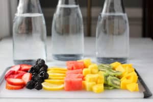 4 Ways to Infuse Your Water
