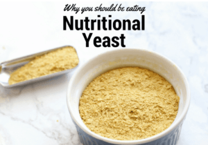 What is Nutritional Yeast & How to Use It