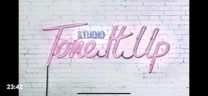 studio tone it up app