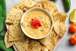 Easy Vegan Queso