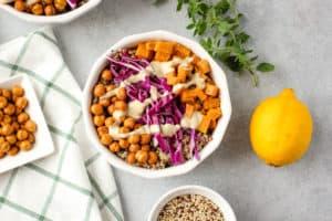 Fall Harvest Quinoa Bowls
