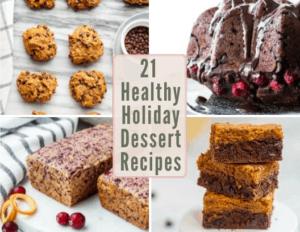 21 Healthy Holiday Recipes