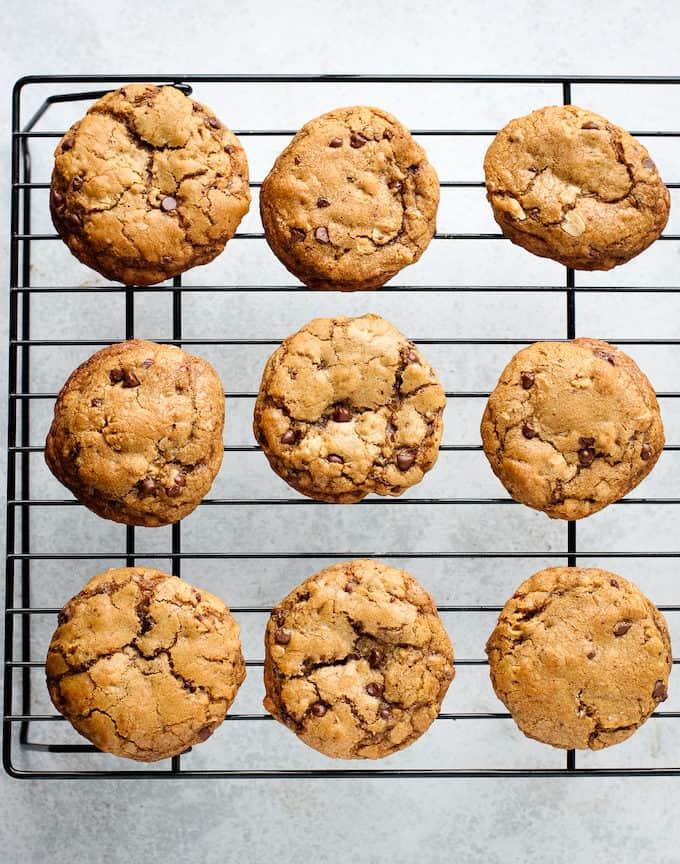 brown butter cookies