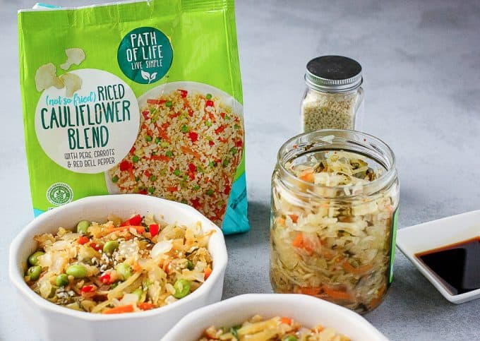 paht of life cauliflower rice