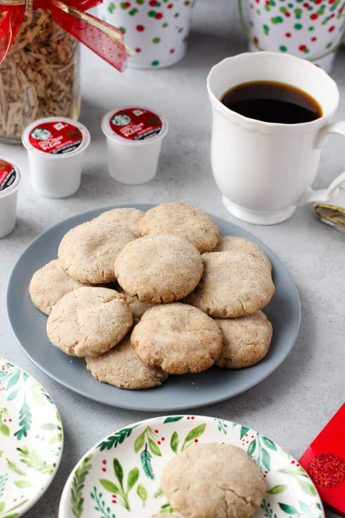 starbucks coffee with snickerdoodles