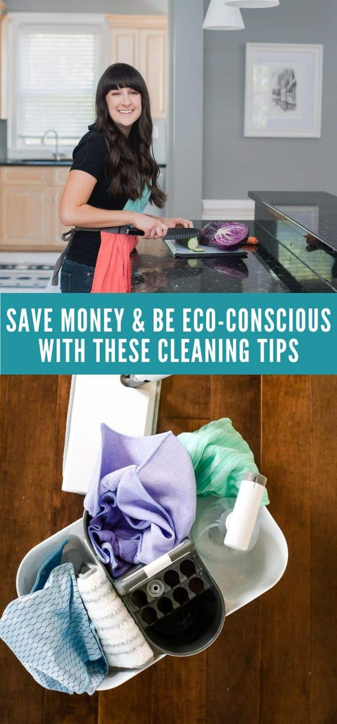 Save Money and Be Eco-Conscious with These Cleaning Tips