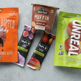 Healthy Snacks You Can Order Online