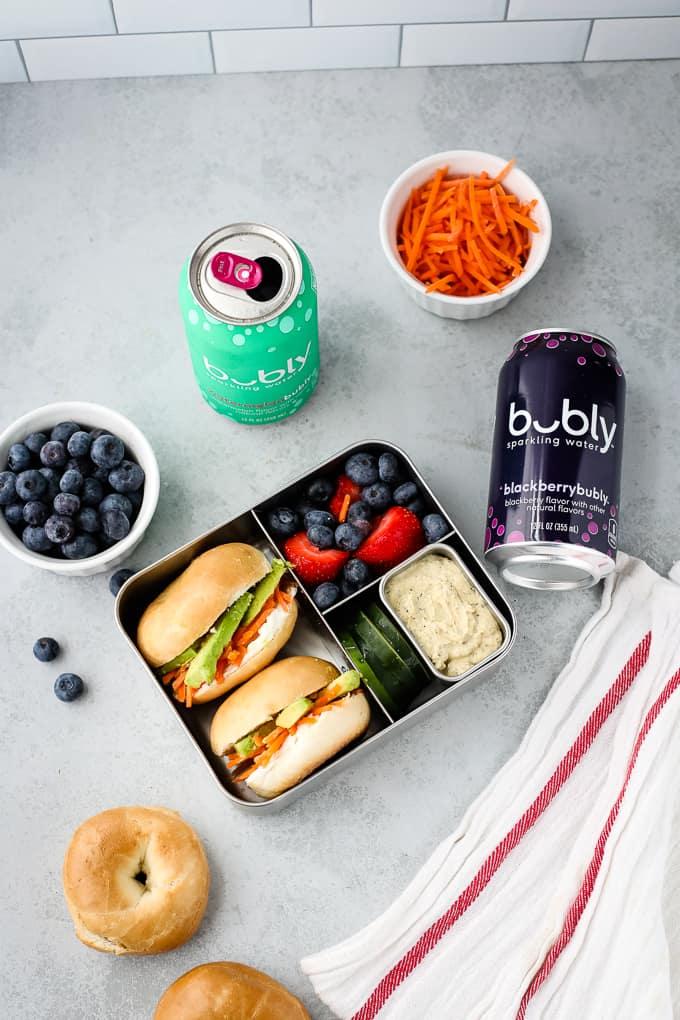 lunchbox sandwich
