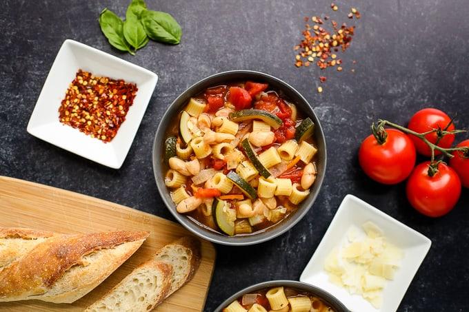Instant Pot Vegetarian Soup Recipes