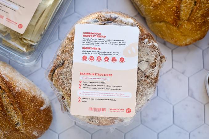 wildgrain sourdough bread