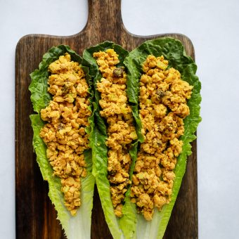 Curried Chickpea Salad