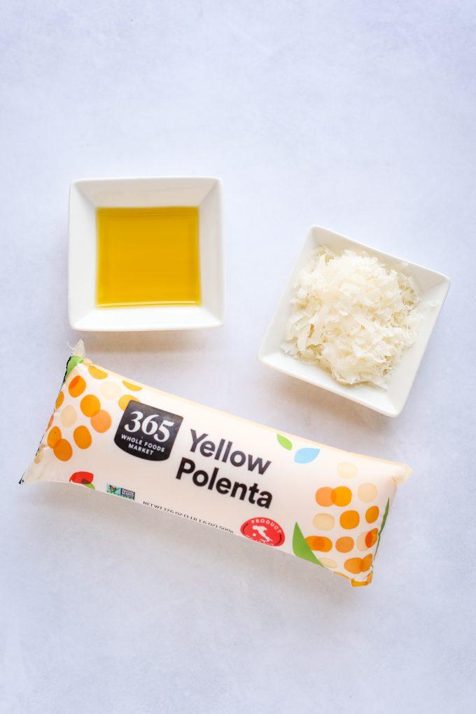 polenta in a tube