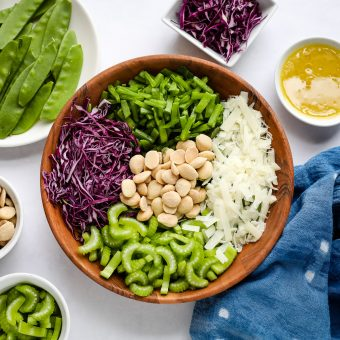 Snow Pea Salad
