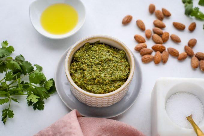 Cilantro Pesto